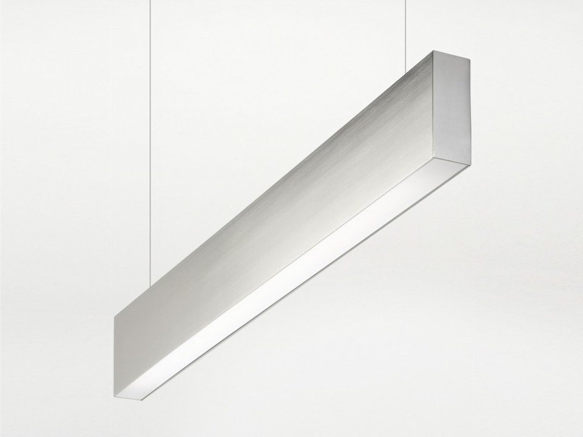 Metal pendant lamp FILE H | Pendant lamp by LUCIFERO'S