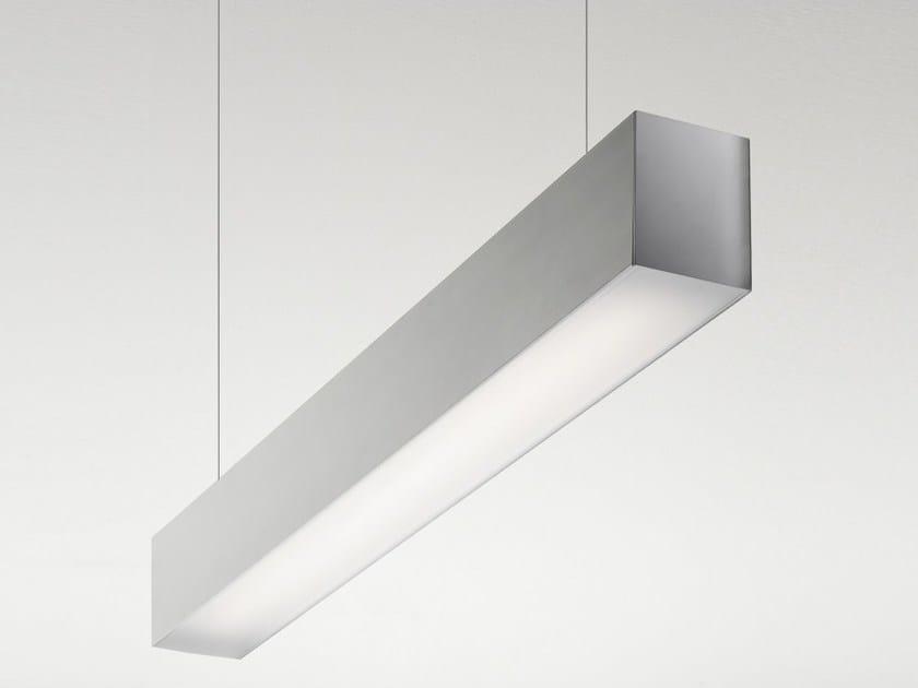 Metal pendant lamp FILE 2H | Pendant lamp by LUCIFERO'S