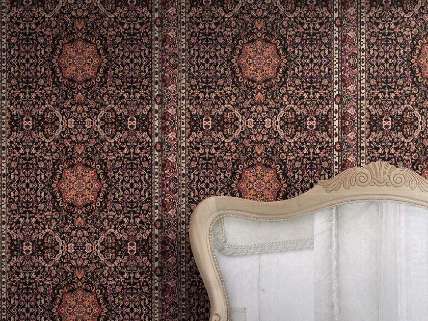 Wallpaper PERSIAN WALLPAPER DARK by Mineheart