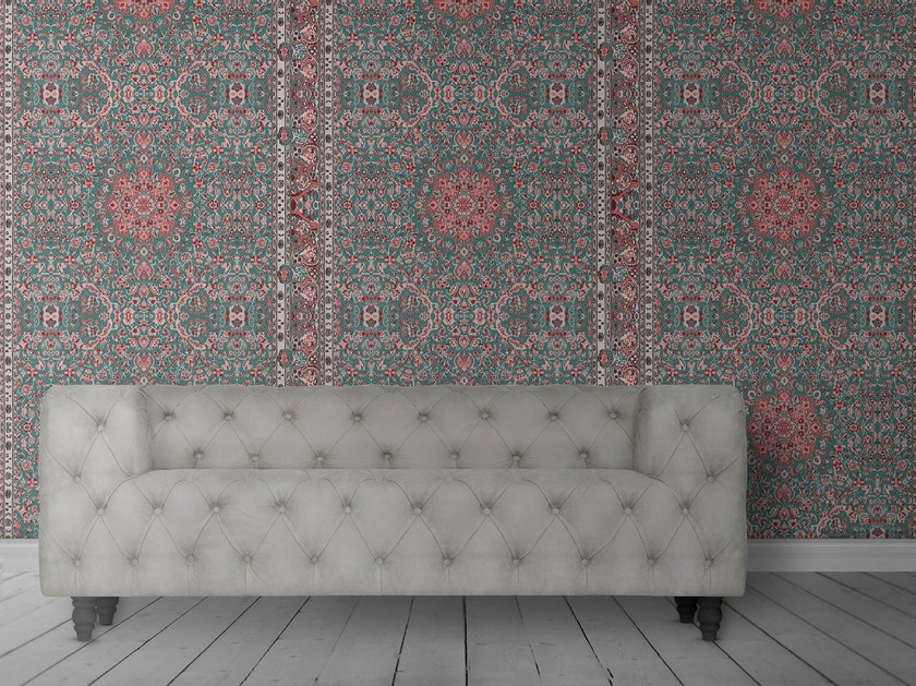 Wallpaper PERSIAN WALLPAPER SELEDINE by Mineheart