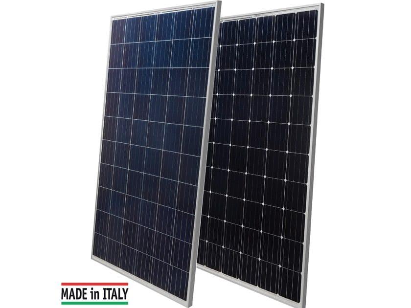 Photovoltaic module EMMETI SUN by EMMETI