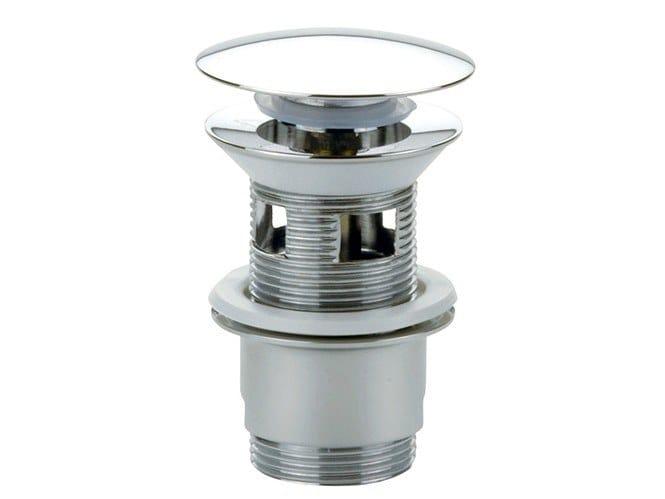 Washbasin metal pop up plug Washbasin pop up plug by Nicoll by REDI