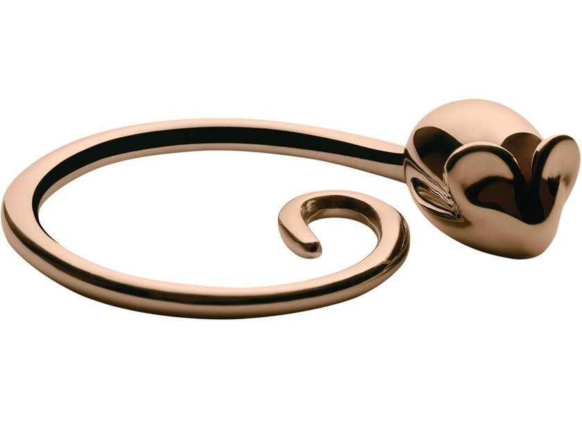 Stainless steel key cabinet PIP by Alessi