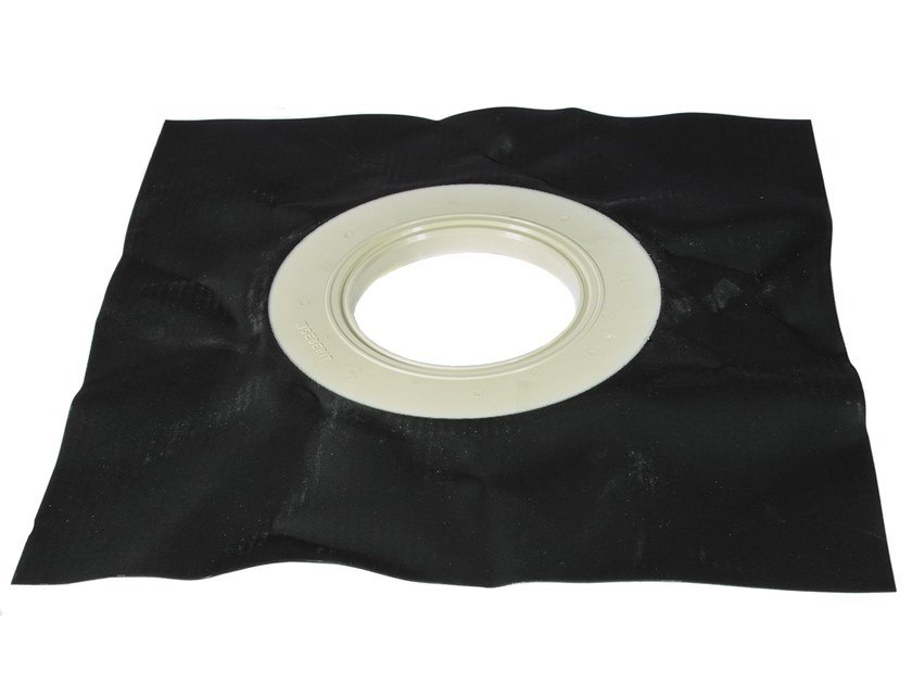 Seal and joint for insulation product Pluvia vapor barrier connection by FOAMGLAS