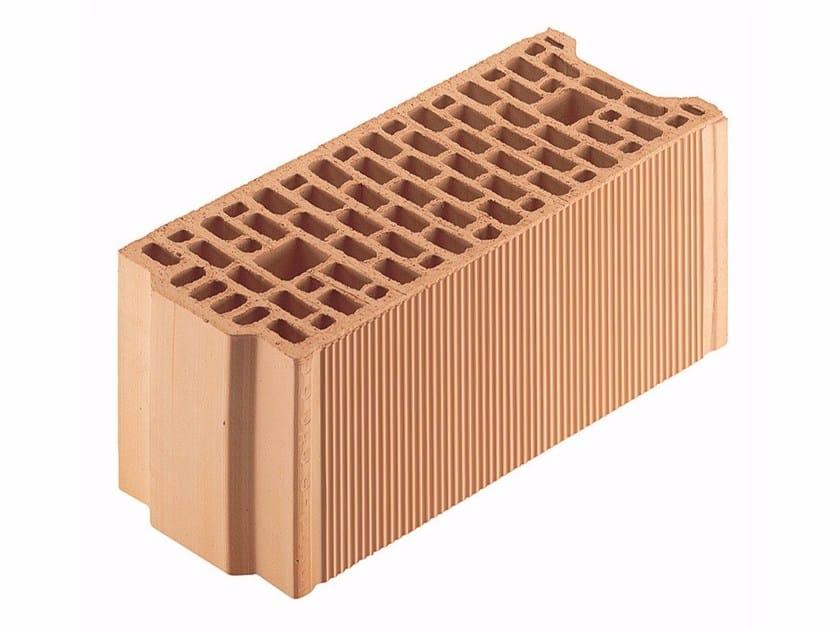 Loadbearing clay block for reinforced masonry Porotherm BIO 20-50/23,8 by Wienerberger