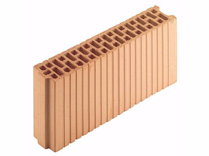 Clay building block Porotherm BIO 8-50/19 by Wienerberger