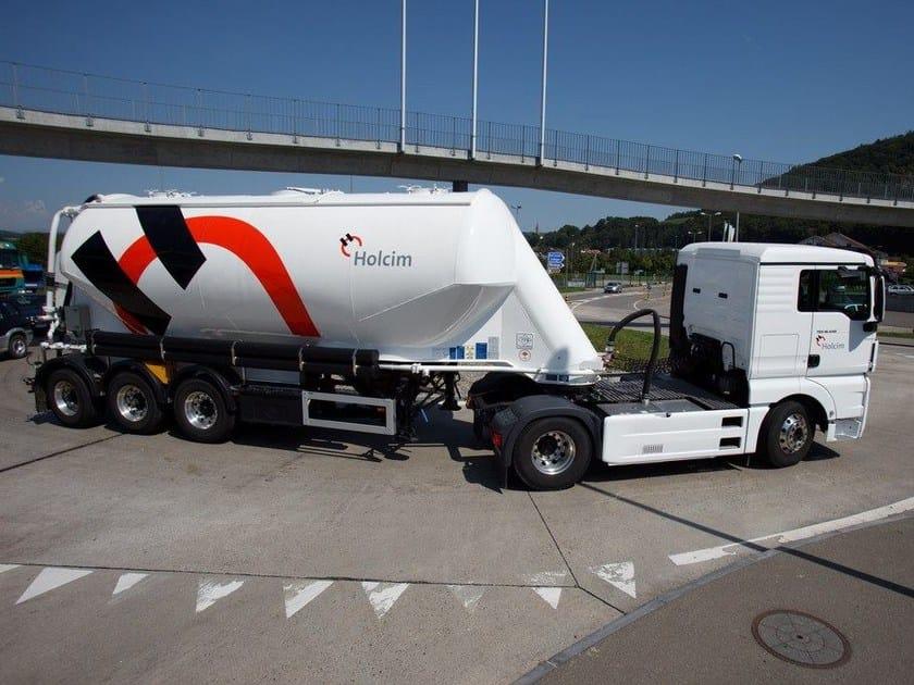 Cement Portland CEM I 42,5 N by Holcim-italia