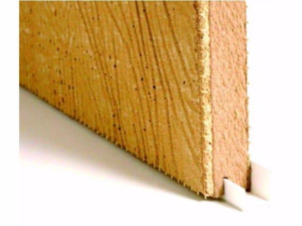 Clay prefabricated wall panel ProCrea® Panel by ProCrea®