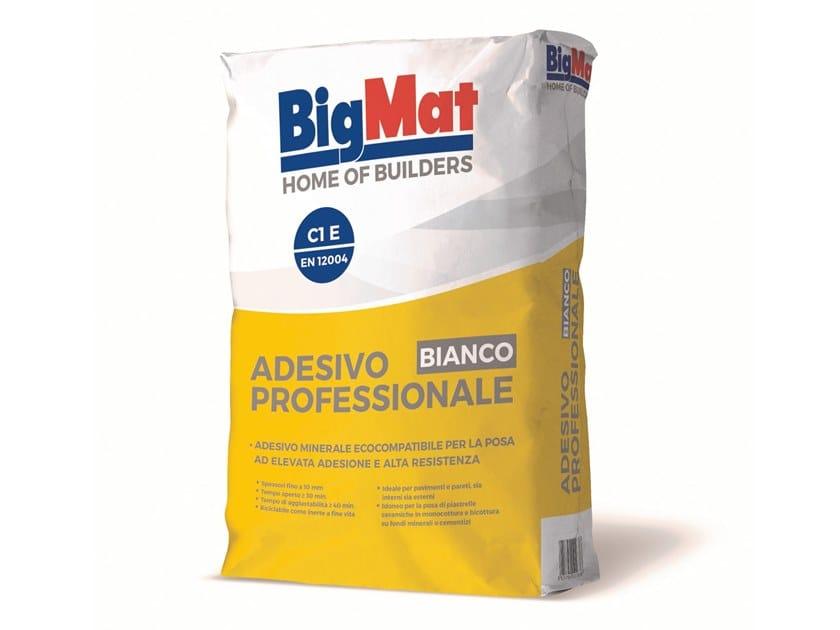 Adesivo cementizio per pavimento Adesivo professionale by BigMat