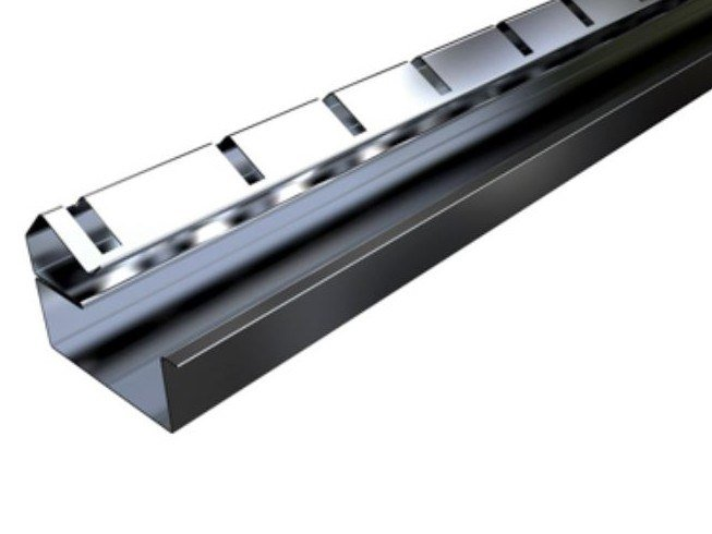 Frame and accessory for suspended ceiling Profiles for beams and pillars by Knauf Italia