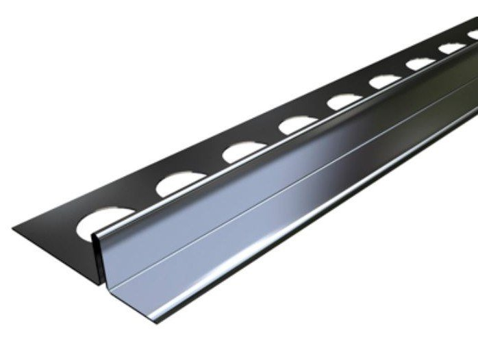 Frame and accessory for suspended ceiling Profiles for shutters by Knauf Italia