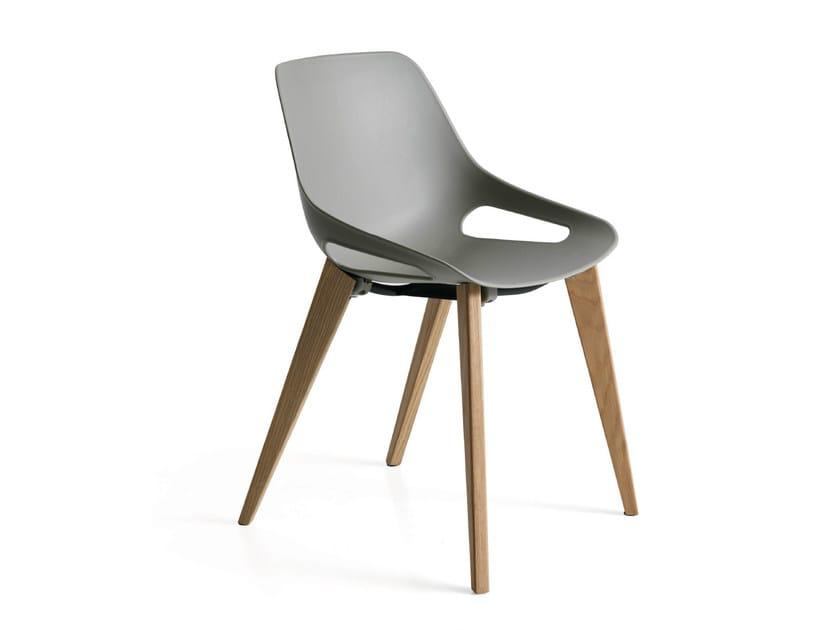 Restaurant chair Q.5 | Chair by Quinti Sedute