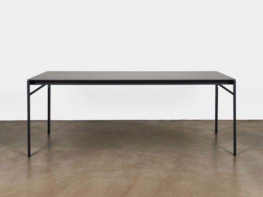 Rectangular table Q1 | Rectangular table by Jonas Hansen Furniture