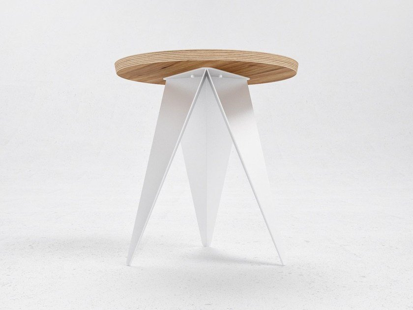 Round coffee table Q3 by ODESD2