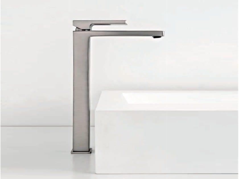 Miscelatore lavabo alto QQUADRO by ZAZZERI
