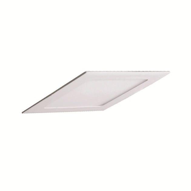 LED recessed square spotlight INLUX ITALIA - QUABLO' 20 by NEXO LUCE