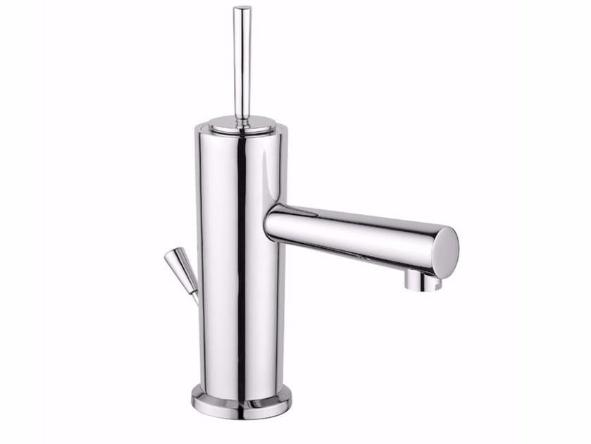 Countertop single handle washbasin mixer QUACK - F9105A by Rubinetteria Giulini