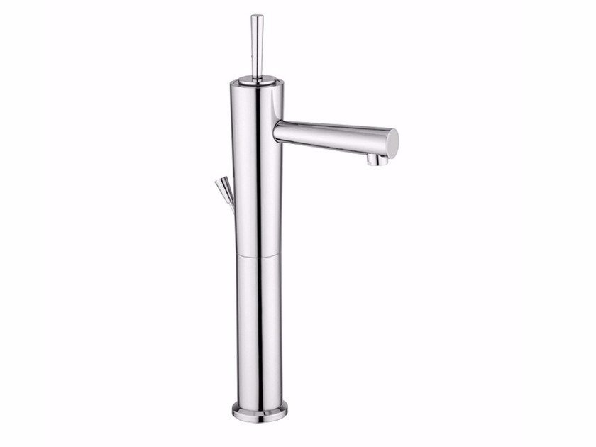 Countertop single handle washbasin mixer QUACK - F9111A by Rubinetteria Giulini