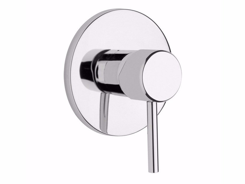 Single handle shower mixer QUACK - F9115 by Rubinetteria Giulini