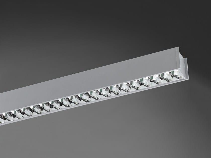 Lampade A Led Da Soffitto Per Ufficio : Lampada da soffitto a led quad plexiform