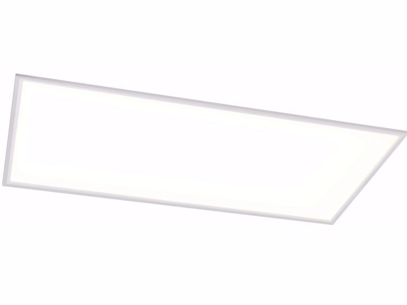 Aluminium wall lamp / ceiling lamp QUAD X 30x120 48W by Quicklighting