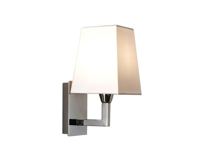 Lampada da parete QUADRA AP MINI (IP20 E IP44) | Lampada da parete by Contardi