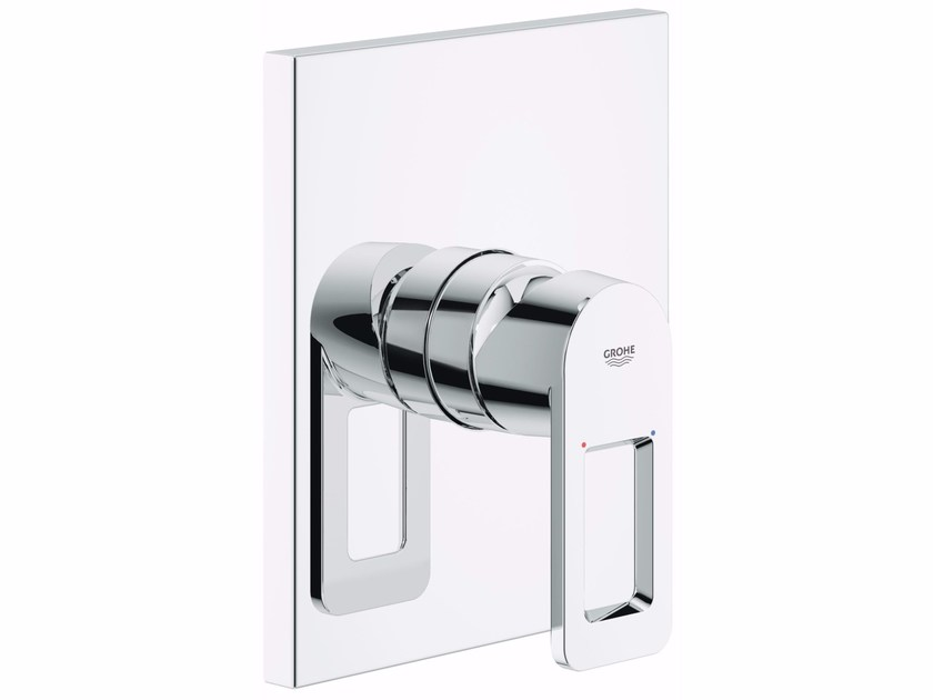 Single handle shower mixer QUADRA   Shower mixer by Grohe