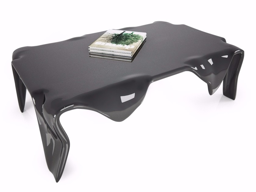 Low coffee table for living room QUADRO by ZAD ITALY