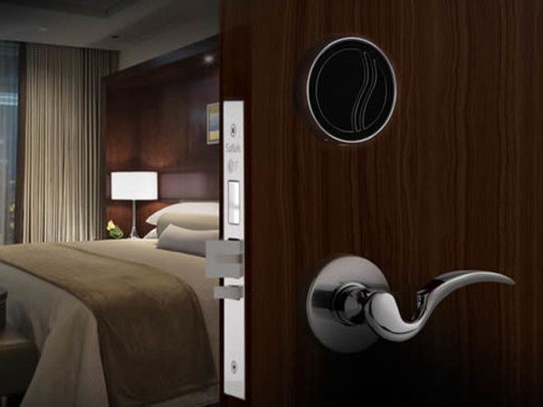 Lock for hotels QUANTUM by Dormakaba