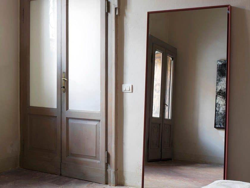 Framed mirror QUARANTACINQUE | Countertop mirror by Capo d'Opera