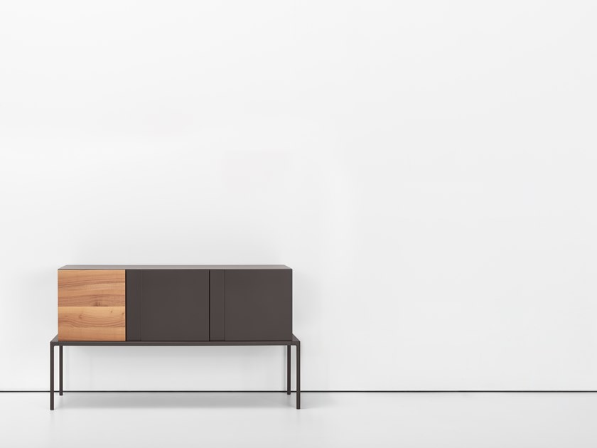 modular sideboard quark by mdf italia design luca nichetto. Black Bedroom Furniture Sets. Home Design Ideas