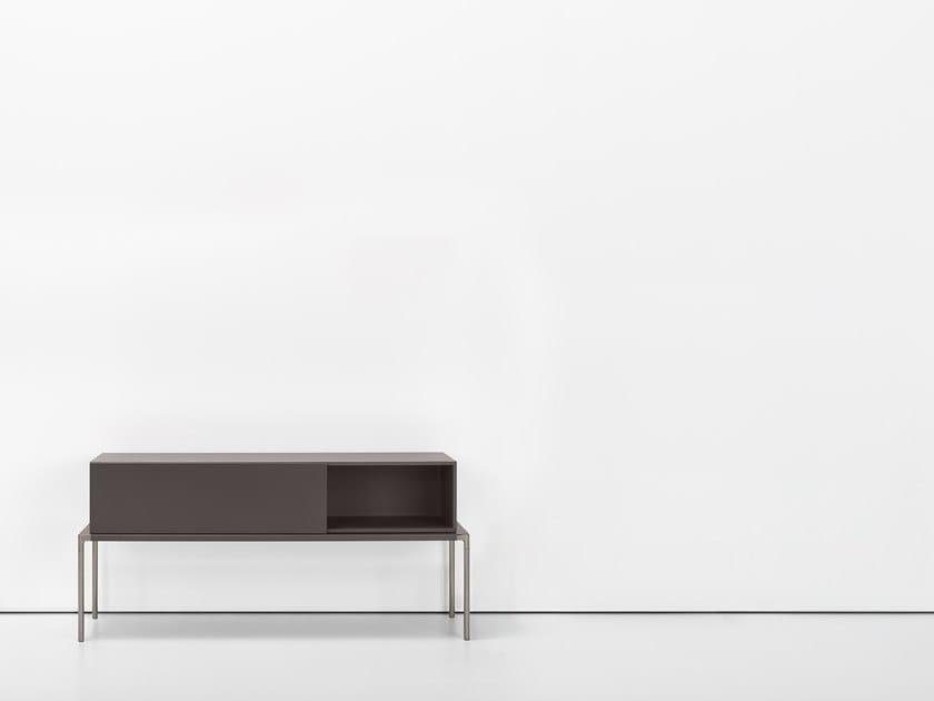 modular sideboard quark by mdf italia design luca nichetto. Black Bedroom Furniture Sets. Home Design Ideas