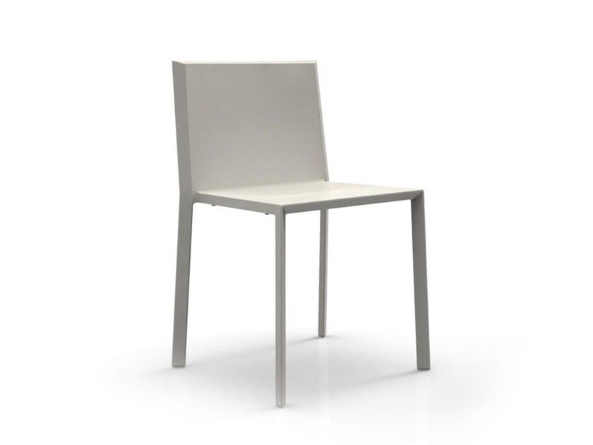 Sedia da giardino in poliammide QUARTZ | Sedia by VONDOM