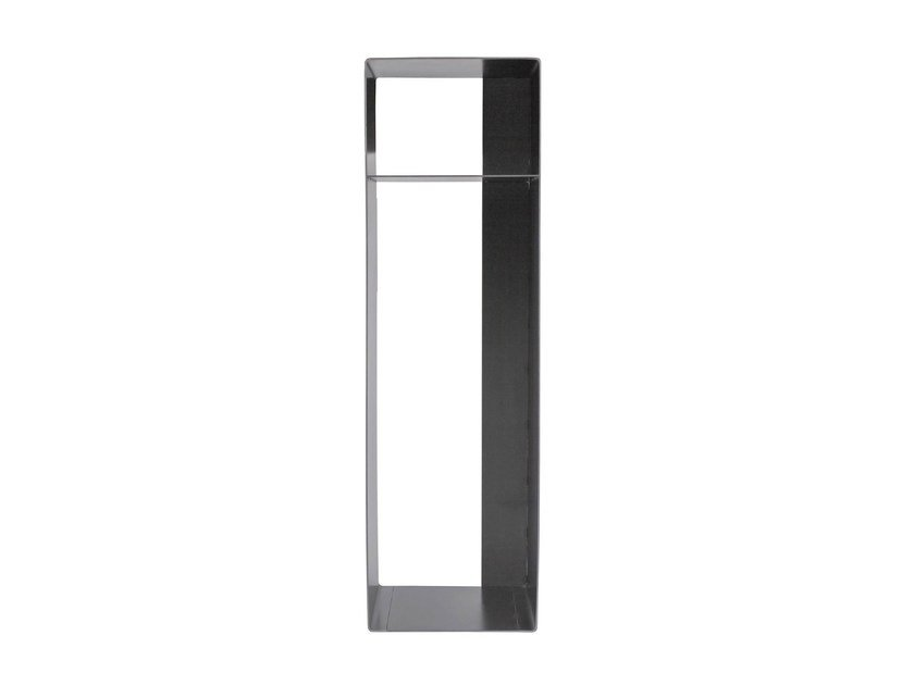 Steel storage unit with shelf QUATTRO | Storage unit by VIDAME CREATION
