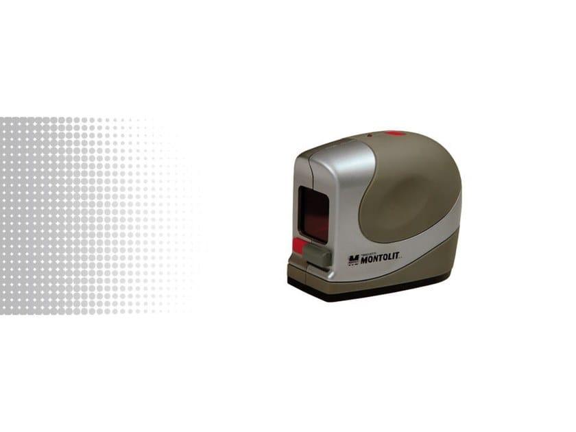Optical and laser levels QUBIK LASER by BREVETTI MONTOLIT