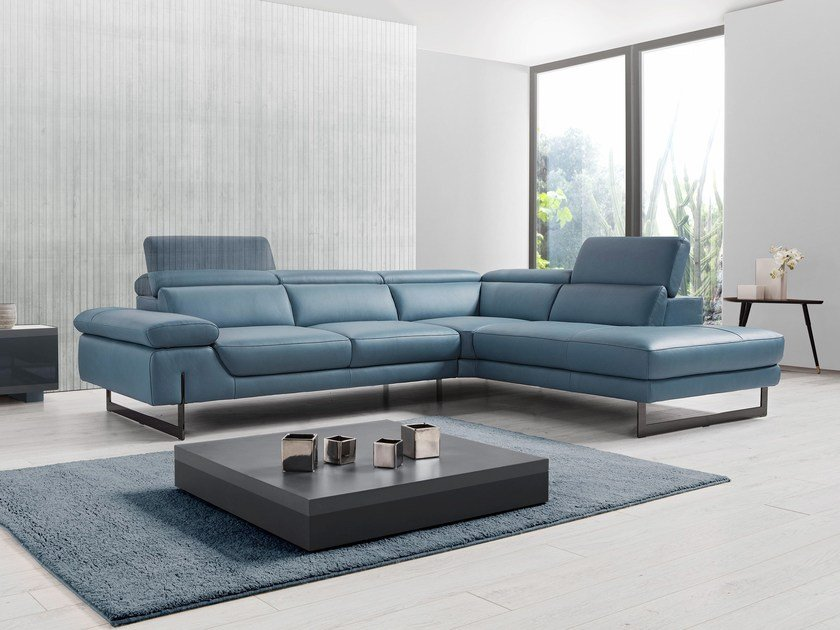 Modular recliner sofa QUEENIE by Egoitaliano