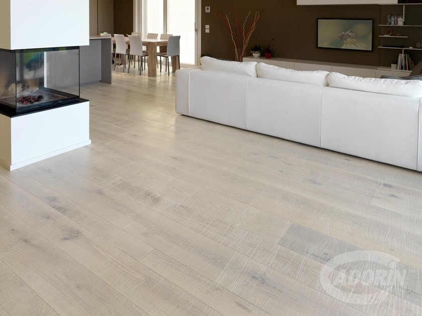 English oak flooring / parquet QUERCIA CONTORTA | English oak parquet by CADORIN GROUP