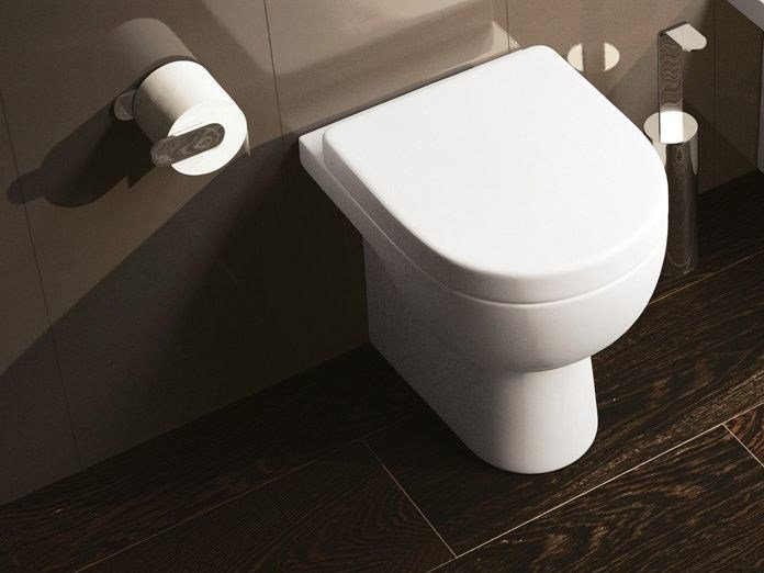 Ceramic toilet QUICK | Toilet by CERAMICA FLAMINIA