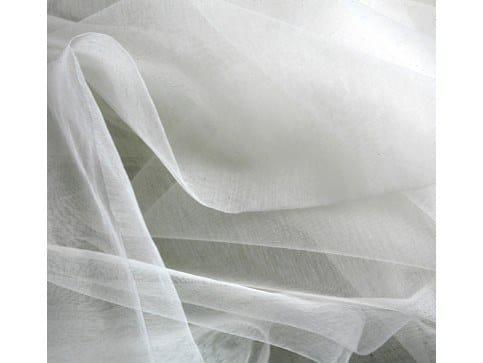 Tessuto a tinta unita lavabile per tende QUIET by Aldeco