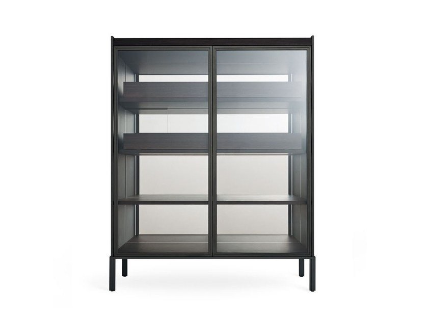 Display cabinet QUINTEN | Display cabinet by Molteni&C