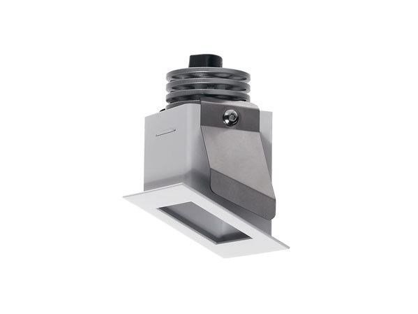 LED rectangular recessed spotlight Quad 2.0 by L&L Luce&Light