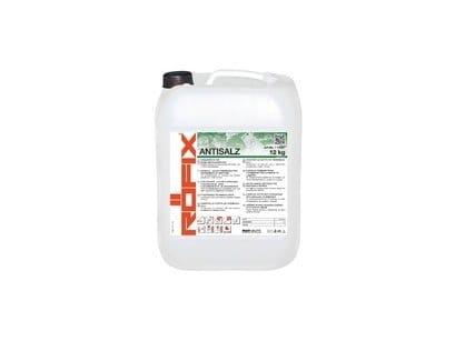 Liquido preventivo per risanamento di murature RÖFIX Antisalz Antisale by RÖFIX
