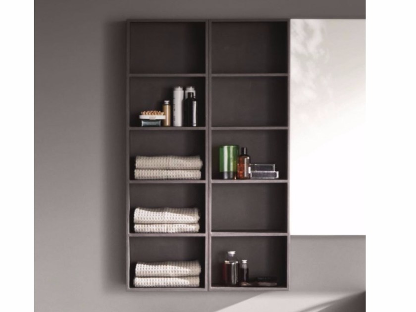 Sectional modular wall cabinet R1 | Wall cabinet by Rexa Design