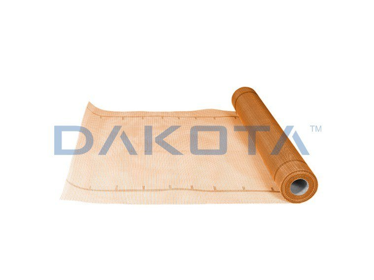 Glass-fibre Mesh and reinforcement for insulation R131 SILVER by Dakota