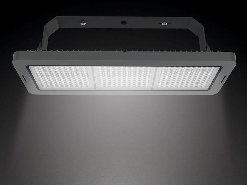LED aluminium ceiling lamp R2 | Ceiling lamp by LANZINI