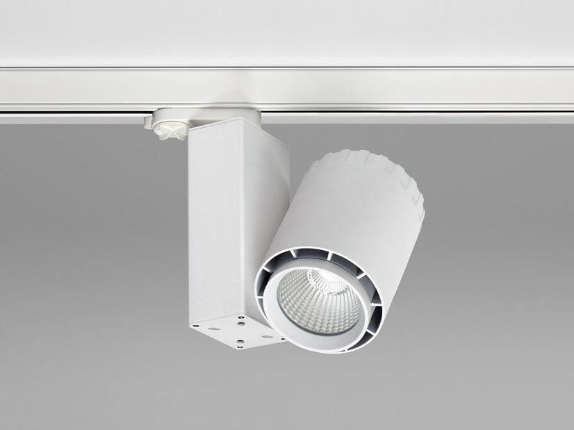 Illuminazione a binario a LED in alluminio R40 by NOBILE ITALIA