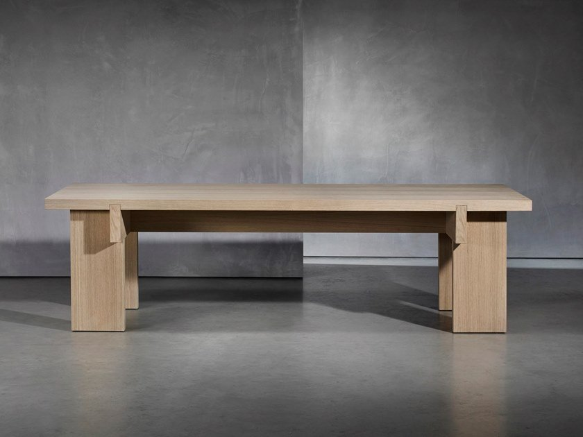 Rectangular dining table RAAF | Table by Piet Boon