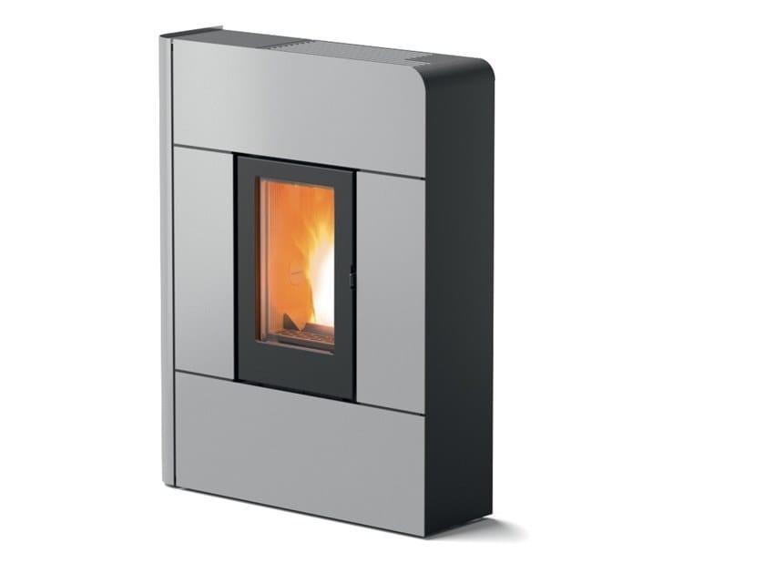 Pellet steel stove RAAM by MCZ GROUP