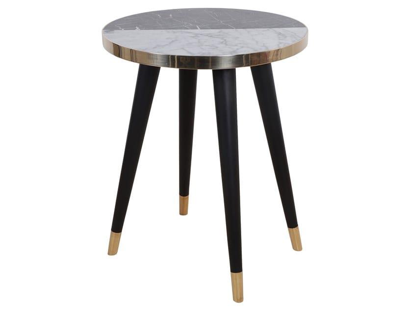 Round marble table RABI by ALANKARAM