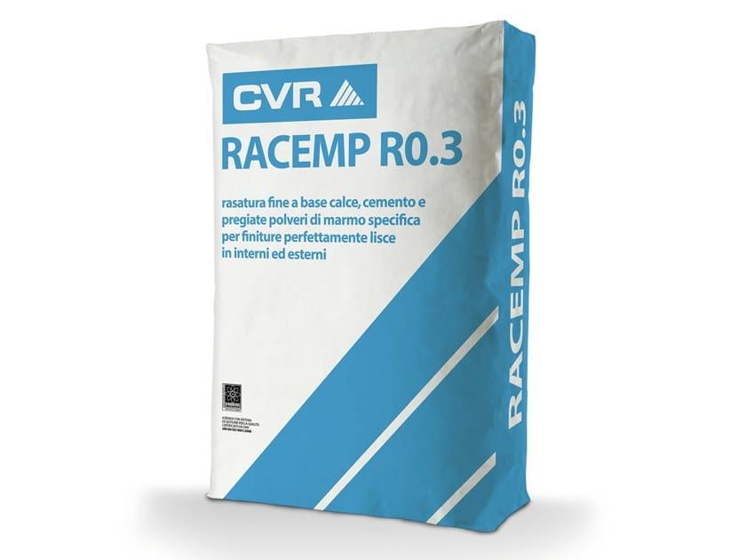 RACEMP R0,3